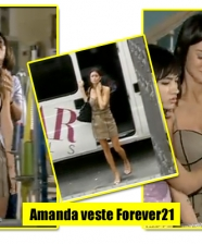 O vestido de Amanda em Ti-Ti-Ti