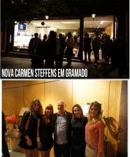 A nova loja da Carmen Steffens em Gramado