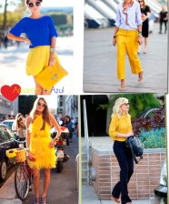 Moda: Amarelo