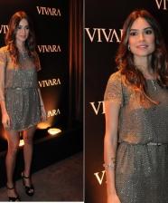 Thaila Ayala na festa da Vivara