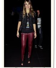 """Look Inspiração – Daniella Cicarelli no """"MTV ao Vivo"""", com Wagner Moura"""