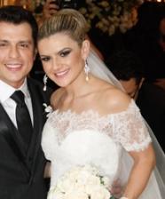 O casamento de Mirella e Ceará