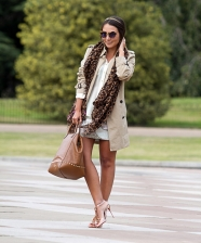Look do Dia – Burberry