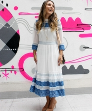 Look do Dia – Vestido Midi