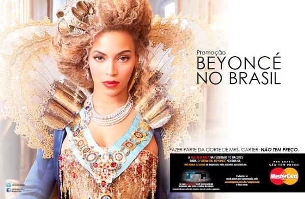 MasterCard® Surpreenda e Beyonce - Lalá Noleto