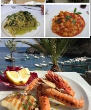 Dica de Restaurante na Costa Amalfitana – Conca Del Sogno – Diário de Viagem Blessed