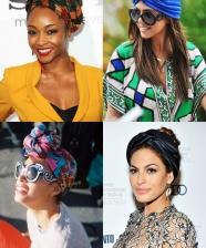 4 tipos de turbantes para experimentar