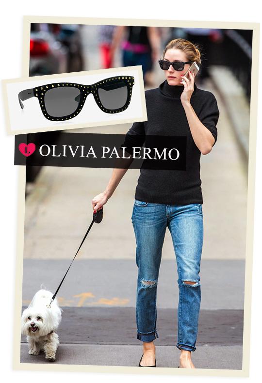 Olivia Palermo Italia Independent