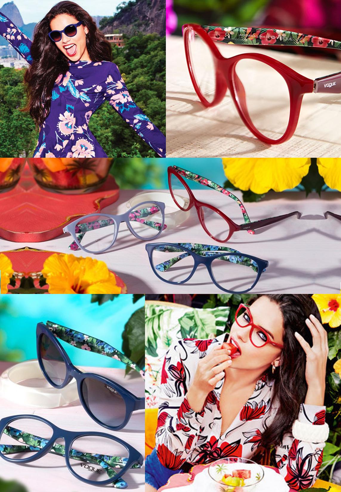adriana lima vogue eyewear