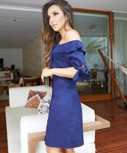 <!--:pt-->Look do dia – Vestido Laço<!--:-->