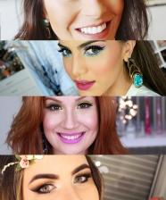 Tendências Carnaval 2016 – 4 makes incríveis (com tutorial)