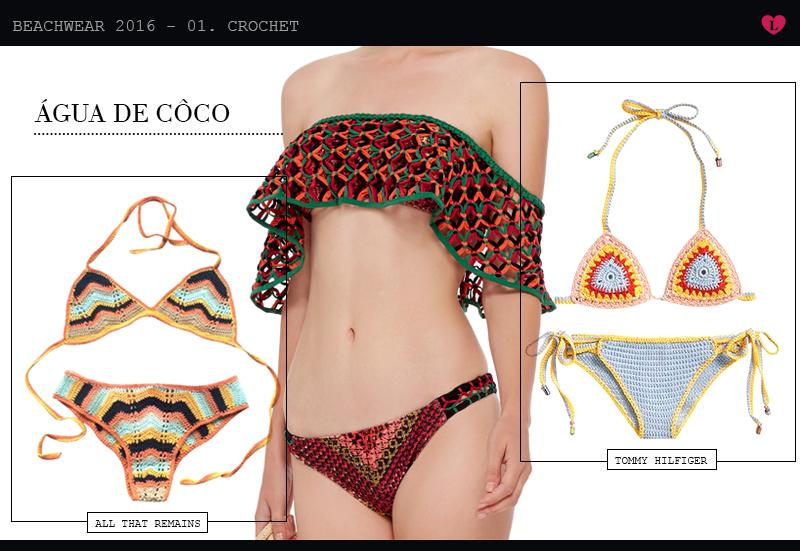 crochet beachwear 2016