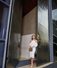 Look do Dia: Skunk na semana de moda