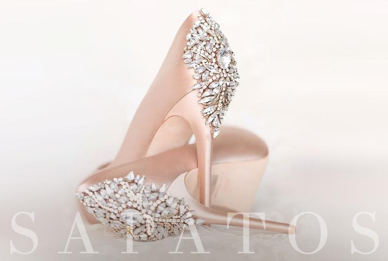 sapatos de noiva 2016