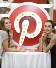 Bate-papo com o pessoal do Pinterest! Já me segue por lá?