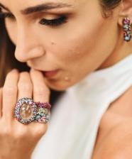 As jóias brasileiras da Brumani na Miami Fashion Week