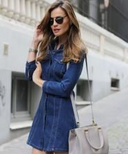 Alerta tendência para o verão – vestido jeans