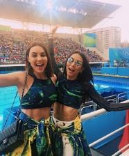 Meu Momento Gigante nas Olimpíadas do Rio