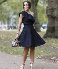 Look do dia: dress princesa por Carol Bassi