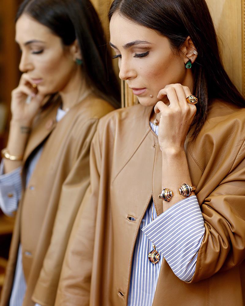 e913b601b7b Visita à primeira loja da Cartier em Paris - Lalá Noleto