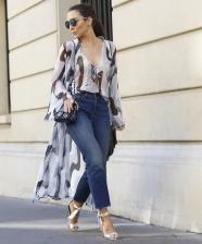 Look do dia: Robe Silk Plissê em Paris
