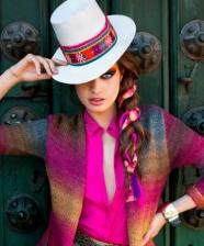 Tendência: acessórios inspirados na moda típica do Peru