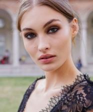 Makeup trend – lápiz preto contornando os olhos