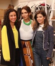 Exposição dos alunos da Belas Artes durante a London Fashion Week