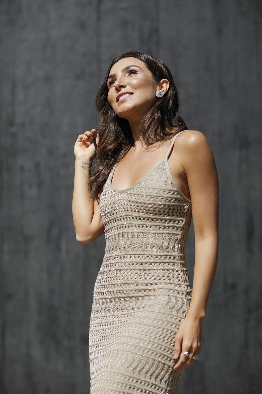 5eb043c4a Este vestido baphoooo Riachuelo foi um dos presentes incríveis que ganhei  da minha amiga secreta Helena Lunardelli no nosso Amigo Secreto ...