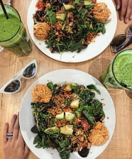 Dicas para comer saudável em Miami: Juice and Java e Miami Juice