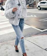 Furry coats – ideias de looks quentinhos e lindos
