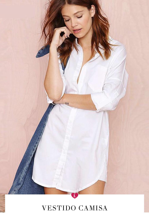 Inspire Se Na Elegância Do Vestido Camisa Lalá Noleto