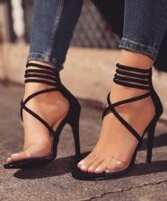 Verão 2019: Sapatos transparentes