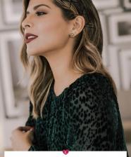 19 Ideias de penteado com cabelo solto para o Réveillon 2019