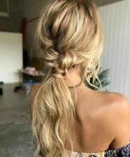 Penteados práticos e lindos para usar na praia