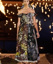 Riqueza visual e cheia de significado no Resort 2020 da Dior