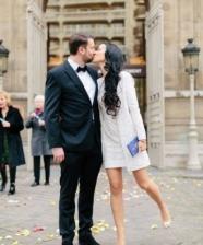 Ideias de looks para casamento civil no Inverno
