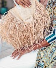 A bolsa de palha mais desejada do verão 2019