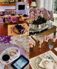 Flores em casa – dando mais vida ao nosso lar